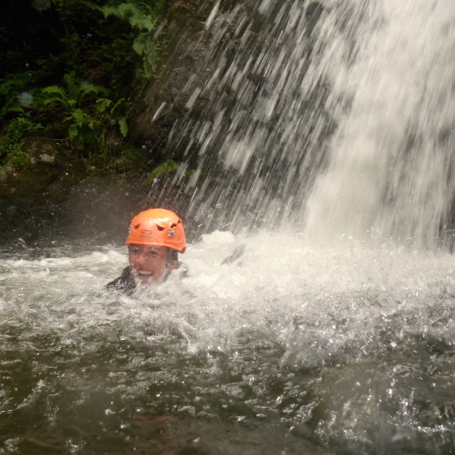 numad canyoning gouffre des cloches - 10