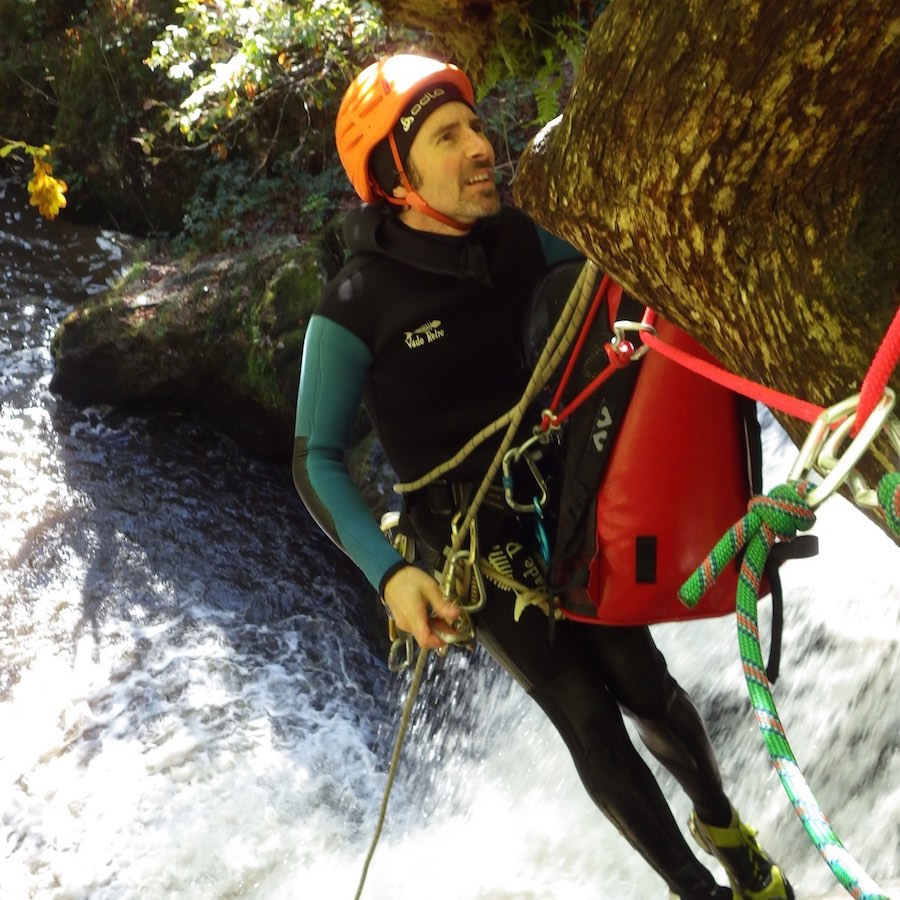 numad canyoning gouffre des cloches - 13