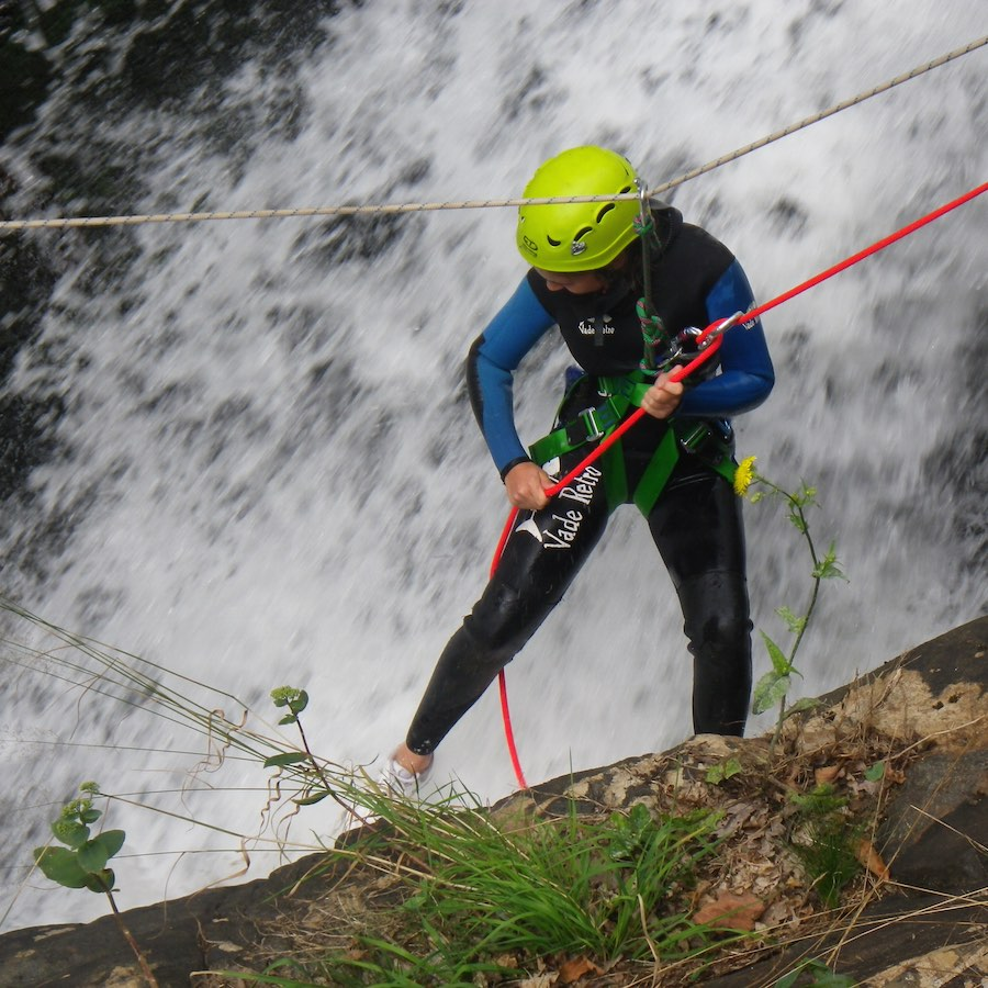 numad canyoning gouffre des cloches - 8